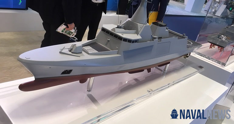 KSA' SAMI and France's Naval Group Sign Joint Venture Agreement 1