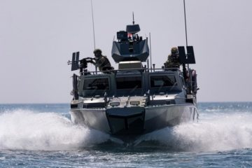 Kalashnikov working on BK-16 Fast Patrol Boat upgrade