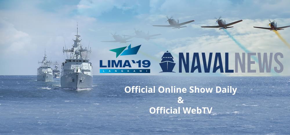 LIMA '19 Langkawi International Maritime & Aerospace Exhibition show daily