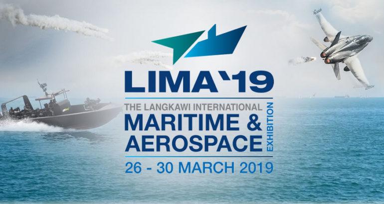 LIMA '19 Langkawi International Maritime & Aerospace Exhibition top
