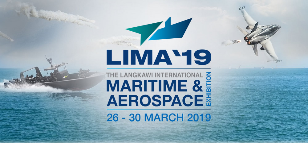 LIMA '19 Langkawi International Maritime & Aerospace Exhibition top