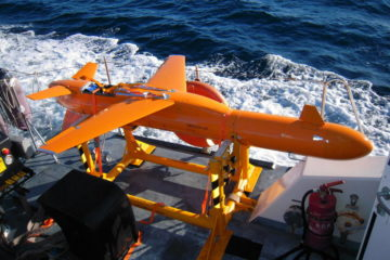Leonardo's M-40 target drone completes first live missions for the Italian Navy