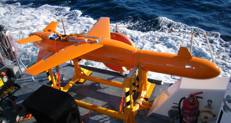 Leonardo's new M-40 target drone flew its first live missions for the Italian Navy in a recent training exercise at an Italian joint armed forces test range the defense group said on Feb. 18.