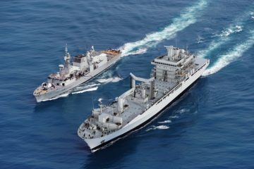 Canada awards contract for construction of joint support ships for Royal Canadian Navy