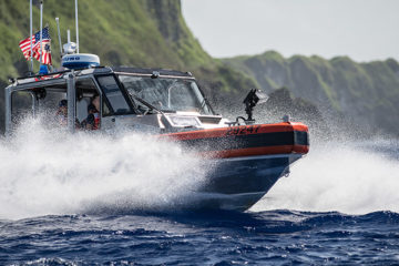 Metal Shark lands additional USCG order for RB-S II boats
