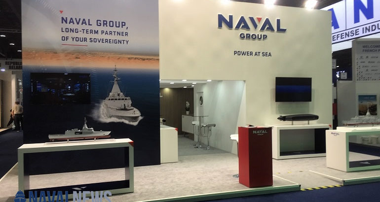 Naval Group at IDEX 2019 and NAVDEX 2019 top