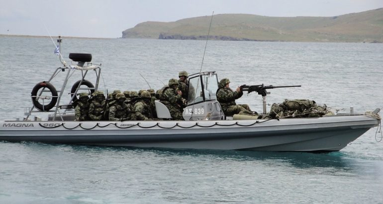 New fast-boats for the Hellenic Army Amphibious Units