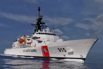 Northrop Grumman to Support USCG Patrol Cutter C4ISR and Control Systems