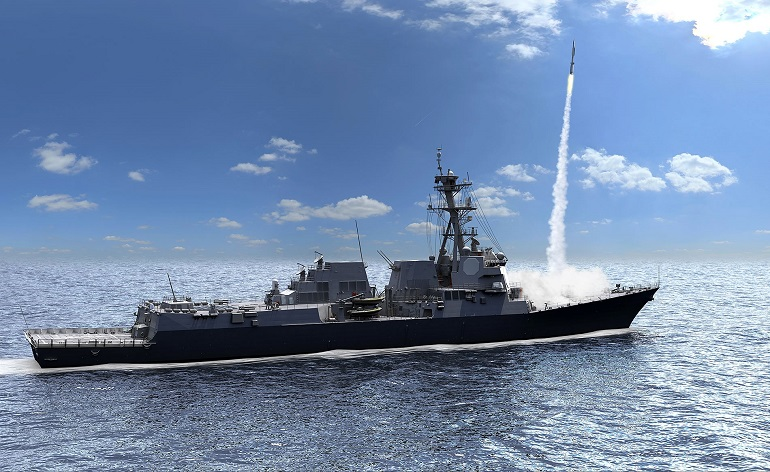 Raytheon's SPY-6 Air and Missile Defense Radar aces most complex test yet 1