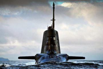 Rolls-Royce secures $309M contract for Royal Navy submarines support