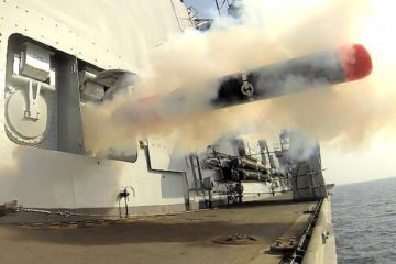 Royal Navy Eyes Magazine Torpedo Launch System Upgrade for Type 23 Frigates