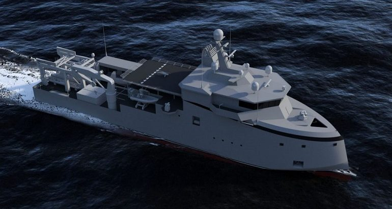 Sea Naval Solutions details proposal for the Belgian-Dutch MCM Program 1