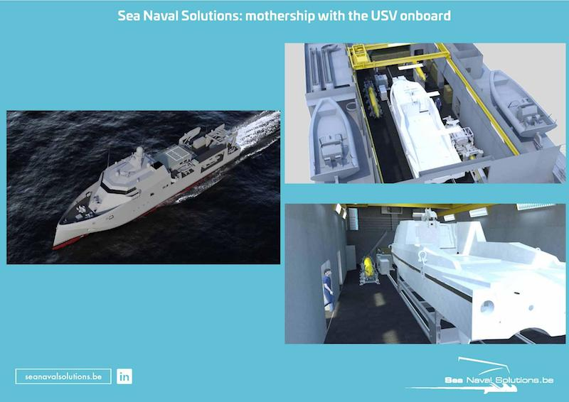 As the Belgian-Dutch MCM tender is heating up, the Sea Naval Solutions consortium (Thales-Engine Deck Repair-Chantier de l'Atlantique-Socarenam) invited Naval News in Antwerp to detail its proposal and to introduce EDR shipyard capabilities.