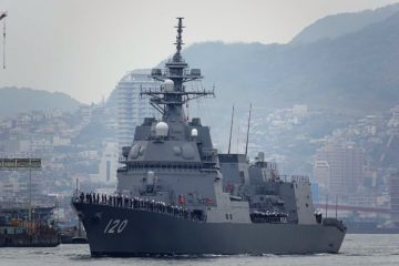 Second Asahi-class Destroyer JS 'Shiranui' Commissioned into the JMSDF