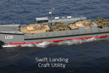 Swiftships to deliver further two LCU 1700 units for US Navy amphibious forces