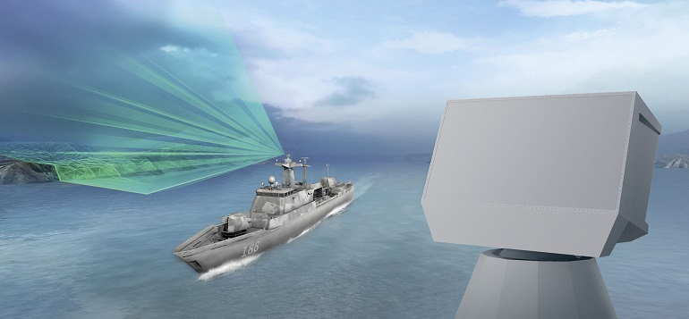 TRS-4D Radar & Mirador MK2 EO Systems for German K130 Batch 2 Corvettes 3