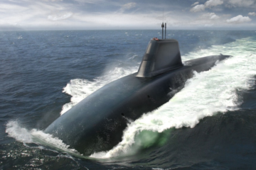 Third Royal Navy Dreadnought-class SSBN to be Named HMS Warspite