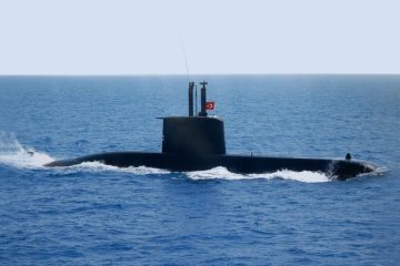 Turkish Industry to Conduct Mid-life Upgrade of Preveze-class Submarines