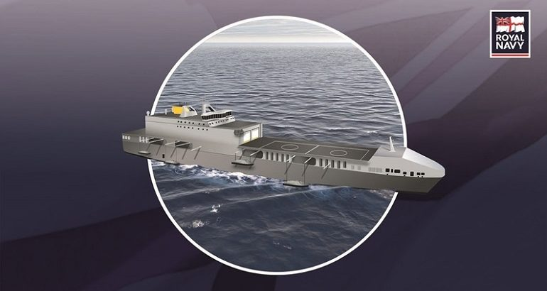UK MoD Considering new littoral strike ships for the Royal Navy 1