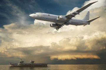 Boeing wins $157M contract for UK P-8A MPA training systems