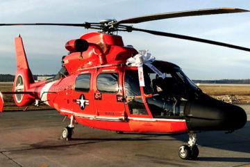 US Coast Guard future MH-65E enters Initial Operational Test And Evaluation Phase