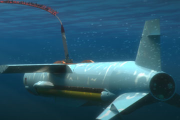 SNA 2020: Raytheon delivers 10th AN/AQS-20C minehunting sonar to U.S. Navy