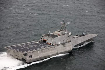 USS Cincinnati concludes acceptance trials in the Gulf of Mexico