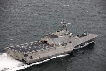 USS Cincinnati concludes acceptance trials in the Gulf of Mexico
