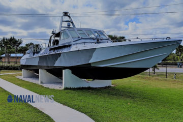 Video: Overview of the National Navy SEAL Museum