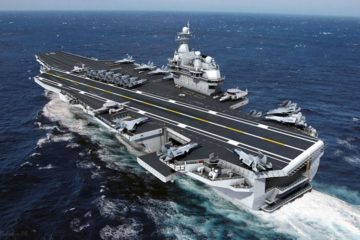 What if China's 3rd Aircraft Carrier is Conventionally-Powered & Features EMALS ?