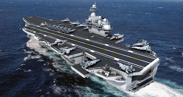 What if China's 3rd Aircraft Carrier is Conventionally-Powered with EMALS 1