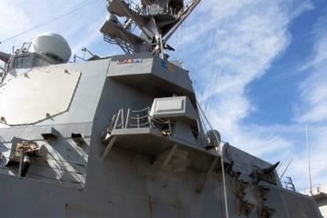 US Navy green lights SEWIP Block 2 EW system full rate production