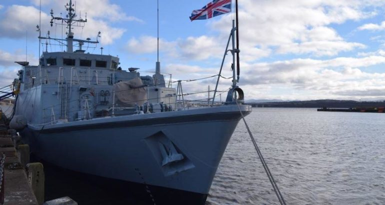 Babcock International successfully completed the refit of Royal Navy's HMS Penzance minehunter vessel at our Rosyth site, the British shipyard said on March 13.