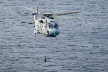 Belgian and French Navies Considering ASW Helicopter Collaboration