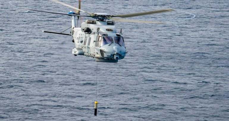 Belgian and French Navies Considering ASW Helicopter Collaboration 1