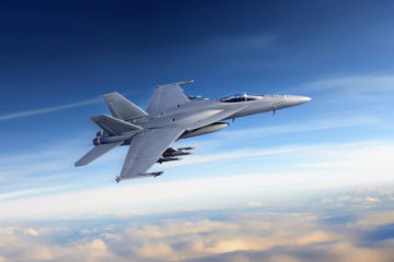 Boeing Gets $4 Billion US Navy Contract For 78 F/A-18 Block III Super Hornet Strike Fighters