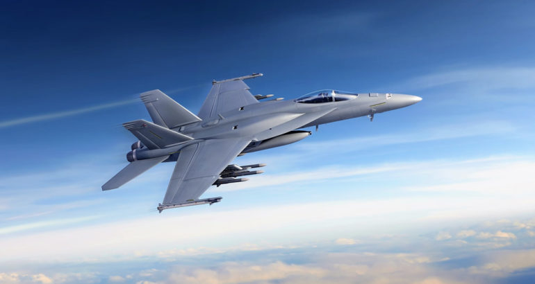 Boeing Gets $4 Billion US Navy Contract For 78 FA-18 Block III Super Hornet Strike Fighters