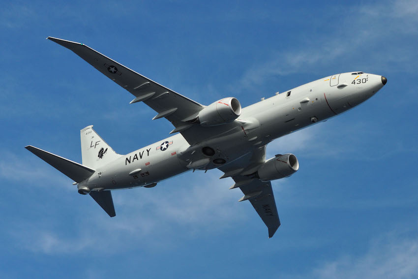 Boeing is awarded a US$326 million to develop, integrate and test Increment 3 capabilities into the P-8A aircraft for the US Navy and the Royal Australia Air Force (RAAF).