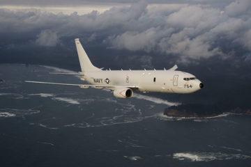 Boeing secures $429M initial order for P-8A Lot 11 aircraft production