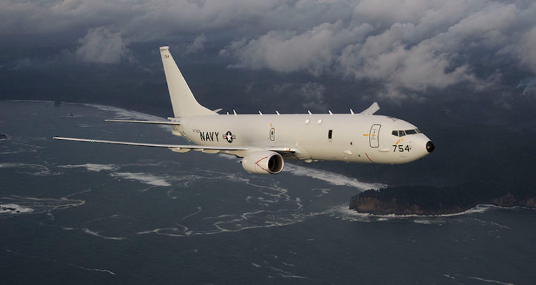 Boeing has secured a US$429 million advanced acquisition contract for P-8A Maritime Patrol Aircraft production for the US Navy, New Zealand and Republic of Korea, the US DoD stated on Feb. 28, 2019.