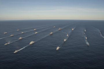 EUCOM commander asks for more vessels to counter Russian threat