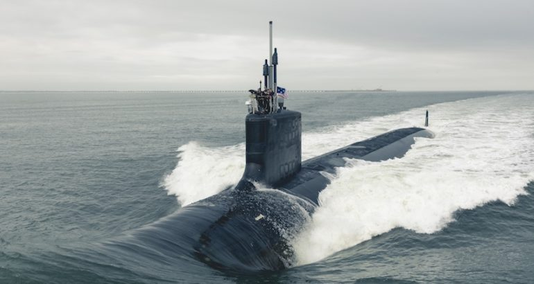 General Dynamics Electric Boat (GDEB) secured a $2,04 bn US Navy order for the advance purchase of materials for the Virginia-class nuclear-powered fast attack submarines, the US Department of Defense announced yesterday.
