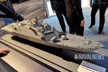 How Lockheed Martin Plans to Make the Freedom-class LCS More Lethal and Survivable