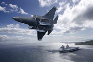Integration Work Begins for METEOR & SPEAR Missiles Aboard UK's F-35Bs