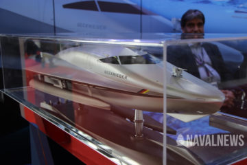 LIMA 2019: DK Naval Technologies lifts veil on Seekrieger submersible boat