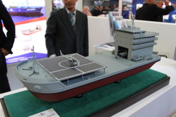 LIMA 2019: MTC pushing its Mobile Offshore Base Station