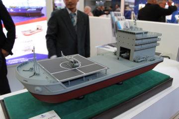 LIMA 2019: MTC pushing its Mobile Offshore Base Station