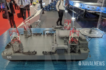 LIMA 2019: Muhibbah Engineering's Mobile Offshore Base Project