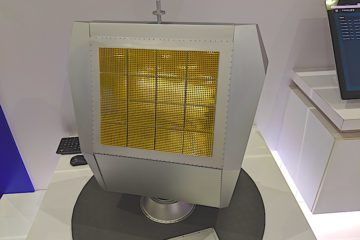 LIMA 2019: Thales pitches new NS50 AESA radar