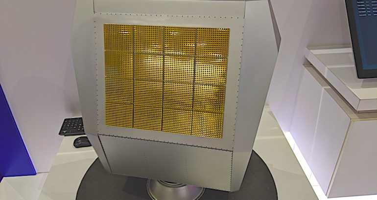 Thales is for the very first time promoting its brand new NS50 AESA radar in Asia, during the LIMA 2019 aerospace and maritime exhibition held in Langkawi. The lighter NS50 could definitely meet a growing need from local navies for smaller ships.